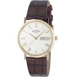 Rotary Mens Strap Watch GS02324-32