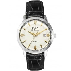 Rotary Mens Silver Regent Watch GS90112/06