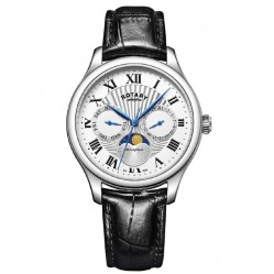 Rotary Mens Moonphase Watch GS05065/01
