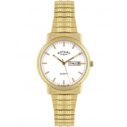 Rotary Mens Bracelet Watch GB02764-08