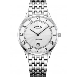 Rotary Mens Ultra Slim Watch GB08300/01