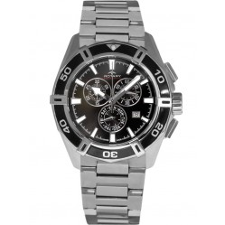 Rotary Mens Steel Chronograph Watch AGB90089/C/04