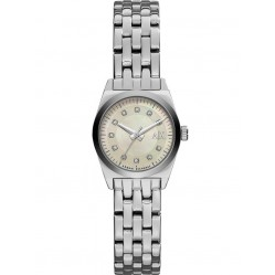 Armani Exchange Ladies Miss Jackson Silver Watch AX5330