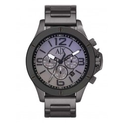 Armani Exchange Mens Wellworn Chronograph Watch AX1514