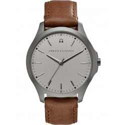 Armani Exchange Mens Grey Watch AX2195