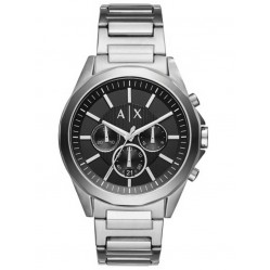 Armani Exchange Mens Stainless Steel Bracelet Watch AX2600