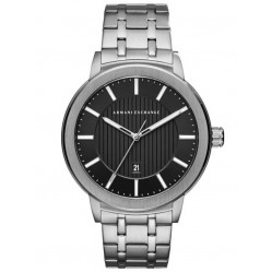 Armani Exchange Mens Steel Bracelet Watch AX1455