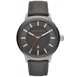 Armani Exchange Mens Strap Watch AX1462