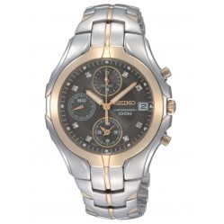 Seiko Mens Chrono Watch SNDZ24P9