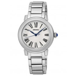 Seiko Ladies Stainless Steel Watch SRZ447P1