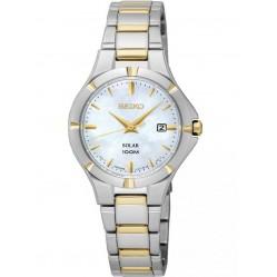 Seiko Ladies Solar Bracelet Watch SUT294P1