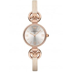 Emporio Armani Ladies Gianni T Bar Watch AR1886