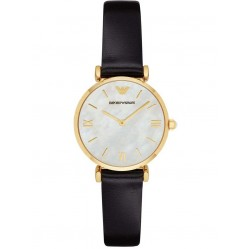 Emporio Armani Ladies Gold Gianni Watch AR1910