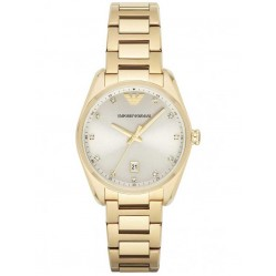 Emporio Armani Ladies Tazio Bracelet Watch AR6064
