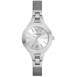 Emporio Armani Ladies Stainless Steel Watch AR7401