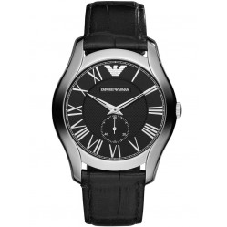 Armani Men's Classic Black Watch AR1703