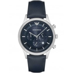 Emporio Armani Mens Navy Watch AR11018
