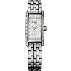 Hugo Boss Ladies Rectangular Bracelet Watch 1502388