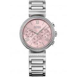 Hugo Boss Ladies Pink Bracelet Watch 1502401