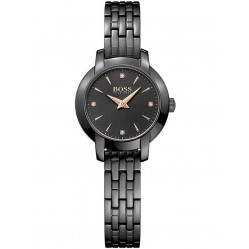 BOSS Ladies Success Black Bracelet Watch 1502387