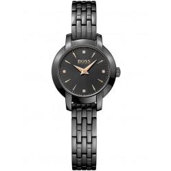 Hugo Boss Ladies Black Bracelet Watch 1502387