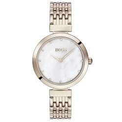 BOSS Ladies Celebration Rose Bracelet Watch 1502480