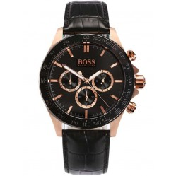 Hugo Boss Mens Ikon Strap Watch 1513218