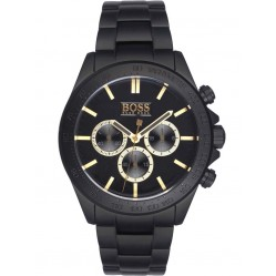 Hugo Boss Mens Ikon Chronograph Watch 1513278