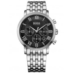 Hugo Boss Mens Elevation Chronograph Bracelet Watch 1513323