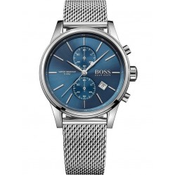 Hugo Boss Mens Jet Chronograph Strap Watch 1513441