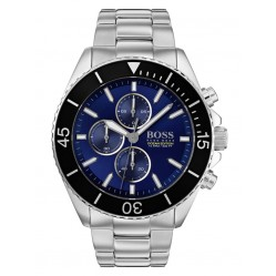 BOSS Mens Ocean Edition Chronograph Bracelet Watch 1513704