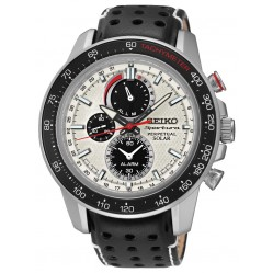 Seiko Mens Sportura Chronograph Watch SSC359P1