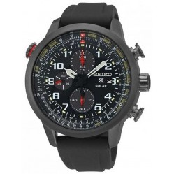 Seiko Mens Prospex Solar Powered Chronograph Watch SSC371P9