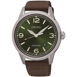 Seiko Mens Presage Automatic Watch SRPB05J1