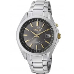 Seiko Mens Kinetic Watch SKA527P1