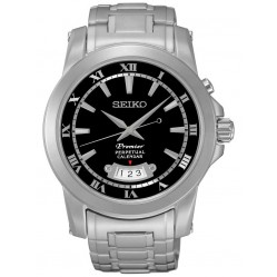 Seiko Mens Premier Watch SNQ147P1