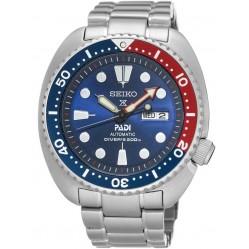Seiko Prospex PADI Divers Automatic Blue Bracelet Watch SRPA21K1