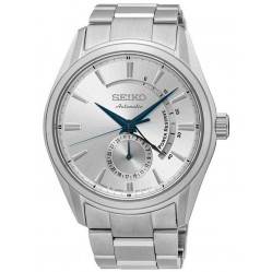Seiko Mens Presage Power Reserve Watch SSA303J1