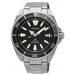 Seiko Mens Prospex Divers Automatic Black Bracelet Watch SRPB51K1
