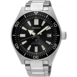 Seiko Prospex Divers Automatic Black Bracelet Watch SPB051J1
