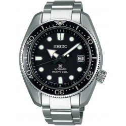 Seiko Mens Prospex Divers Automatic Black Bracelet Watch SPB077J1