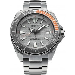 Seiko Mens Prospex Dawn Grey Limited Edition Bracelet Watch SRPD03K1