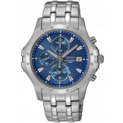 Seiko Mens Chronograph Watch SNDC97P9