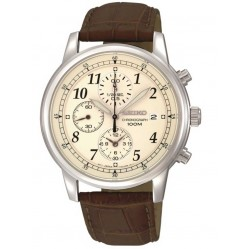 Seiko Mens Chronograph Watch SNDC31P1