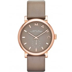Marc Jacobs Ladies Baker Strap Watch MBM1266