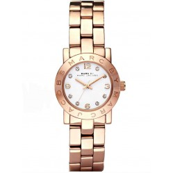 Marc Jacobs Ladies Amy Watch MBM3078