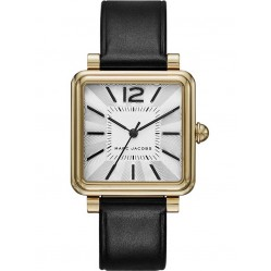 Marc Jacobs Ladies Vic Gold Plated Watch MJ1437