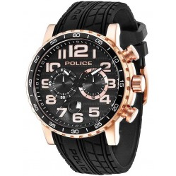 Police Mens Powerslide Watch 14443JSR/02P