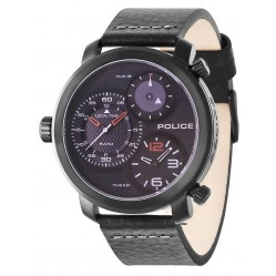 Police Mens Mamba Strap Watch 14500XSB-02