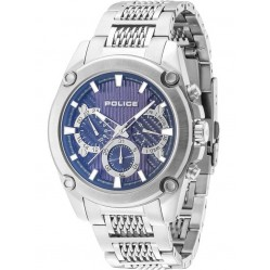 Police Mens Mesh Up Watch 14543JS/03M